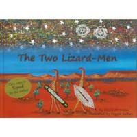 Two lizard men