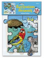 Aussie Animals Jigsaw Puzzle