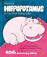 Theres a Hippopotamus on Our Roof Eating