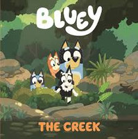 Bluey The Creek