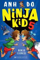 Ninja Kid #5 Ninja Clones