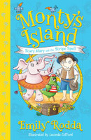 Scary Mary and the Stripe Spell Montys Island 1