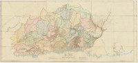 Map of the colony of New South Wales, 1834