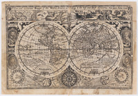 A new and accurate Mappe of the World, c.1628
