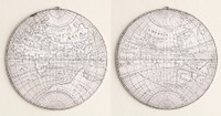 Medal commemorating Sir Francis Drake's voyage around the world from 1577-1580, c.1589