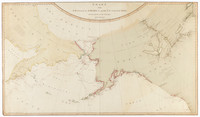 Chart of the New Coast of America and NE coast of Asia explored in the years 1778- 1779