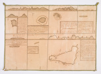 Chart #4 from the Somaglia collection of manuscript sea charts of the Pacific and South America, 1759-1775