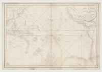Carte reduite du Grand Ocean compris entre l'Asie et l'Amerique, 1797