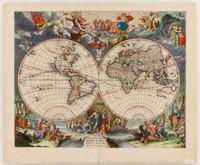 Novissima totius terrarum orbis tabula, 1690s