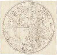 Celestial Chart, 1679