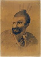 Portrait of a New Zealander, ca. 1777