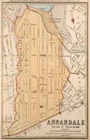 Annandale Suburban Map