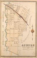 Auburn Suburban Map
