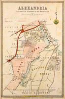 Alexandria Suburban Map