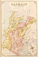 Balmain Suburban Map