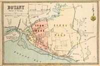 Botany Suburban Map