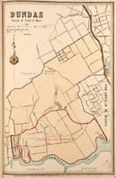 Dundas Suburban Map