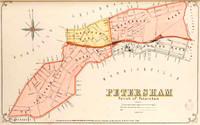 Petersham Suburban Map