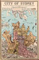 Sydney Suburban Map