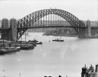 Sydney Harbour Opening Day, 1932