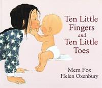 Ten Little Fingers and Ten Little Toes (Hardback)