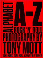 Alphabet A-Z Rock N Roll Photography