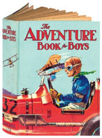The Adventure Book for Boys