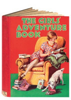 The Girls' Adventure Book