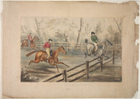 First Leap, Five Dock Grand Steeplechase 1, 1844