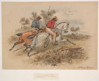 Outward bound, c.1862