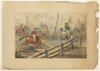 Stone Wall, Five Dock Grand Steeplechase 3, 1844
