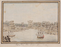 Sydney Cove, Port Jackson, 1788
