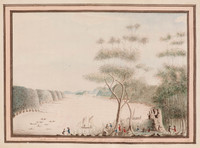 Broken Bay, NSW, March 1788