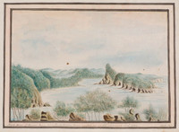 North Arm of Broken Bay NSW, Sep 1789