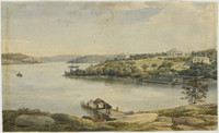 Johnstons Bay, Balmain, 1865-70