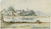 Neutral Bay, c.1853