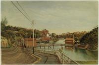 Mosman Bay (Tramlines), 1916