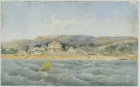 Watsons Bay, before 1869