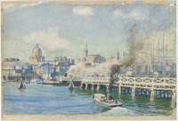 Pyrmont Bridge, c.1900
