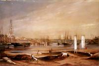 Circular Quay, c.1839
