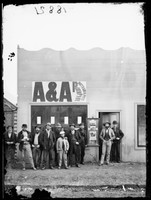 A&A Photographic Company, Hill End, 1872