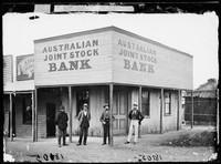 Australian Joint Stock Bank, Gulgong 1872