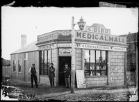 Charles Bird's Medical Hall, Gulgong 1872