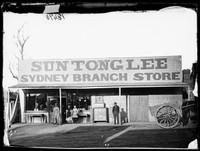 Chinese store, Gulgong 1872