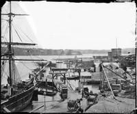 East Circular Quay, 1873