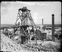 Goldmine, Bendigo, 1874