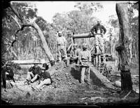 Gulgong miners 1872