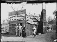 John Davey, baker, Canadian Lead 1872