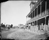 Pall Mall, Sandhurst (Bendigo), 1874