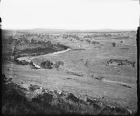 Panorama of Yass district, 1874 (Part 1 of 4)